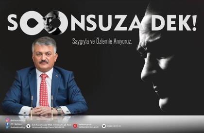 Atatürk'ü minnetle anıyoruz