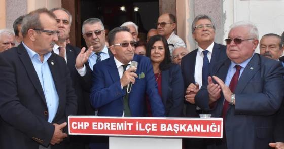 CHP'DE ŞİMDİ DE KAMİL SAKA KRİZİ