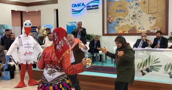 SINDIRGI LEYLEĞİ İLE EMİTT FUARI'NDA