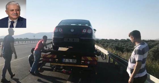BAŞKAN DEVECİLER YOLDA KALDI!