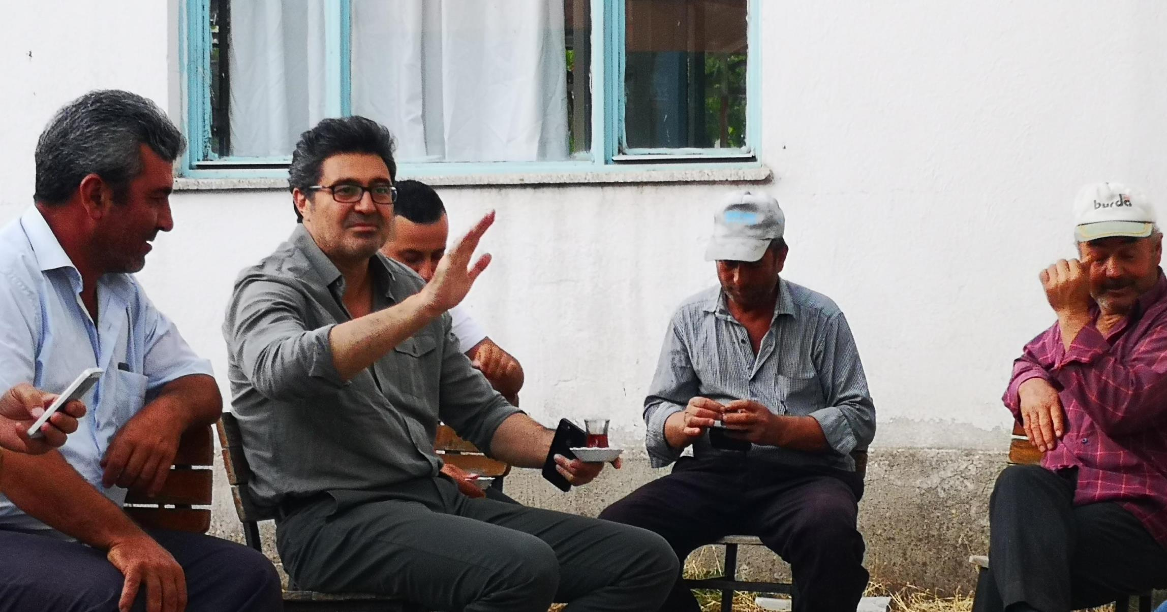 'BUNU CHP'Lİ BİR BELEDİYE YAPSA KIYAMETİ KOPARIRLARDI'