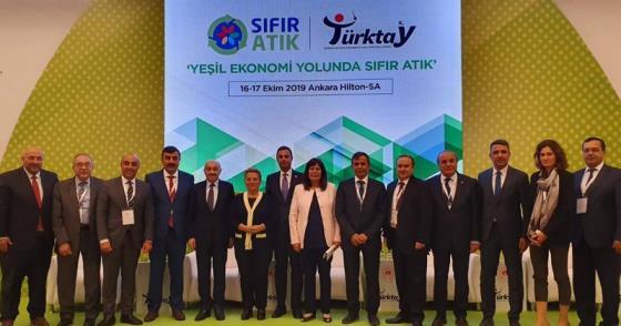 """""""ATIKLARI TOPRAĞA GÖMMEK YERİNE ENERJİ ÜRETMELİYİZ"""""""