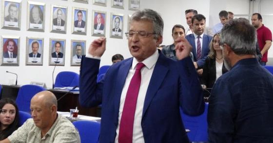 MECLİS'TE 'HARAMİ' GERGİNLİĞİ!