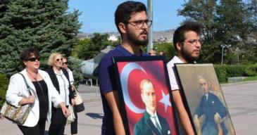 """""""İNÖNÜ'YÜ ÖRNEK ALIYORUZ"""""""