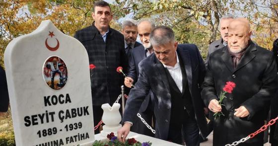"""""""BU ÜLKEDE KOCA SEYİTLER HALA VAR"""""""