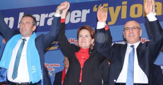 "İYİ PARTİ'DEN OK'A ""VEKİLLİKTEN DE İSTİFA ET"" ÇAĞRISI"
