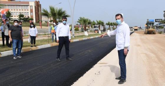 """""""ULAŞIM DAHA KONFORLU HALE GETİRİLECEK"""""""