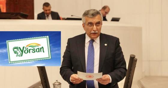 """""""YÖRSAN'IN İFLASININ AK PARTİ İLE İLGİSİ YOK"""""""