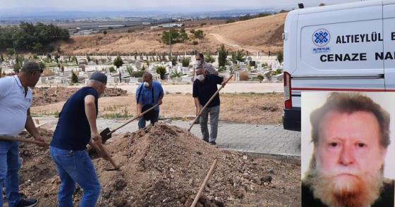 MARAŞ'TA DOĞDU, ALMANYA'DA ÖLDÜ, BALIKESİR'DE TOPRAĞA VERİLDİ