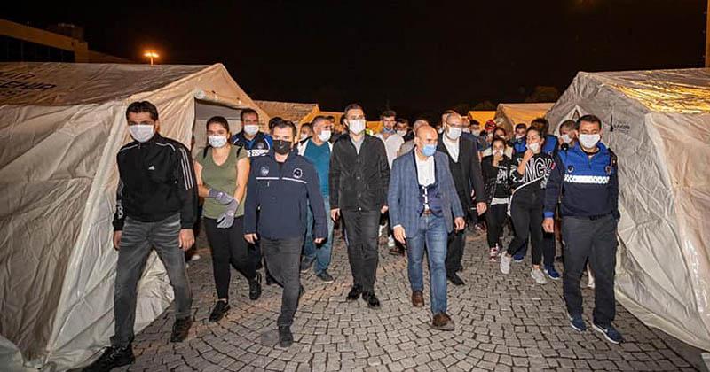 """""""DEPREMLE İLGİLİ 58 ARAŞTIRMA ÖNERGESİ REDDEDİLDİ"""""""