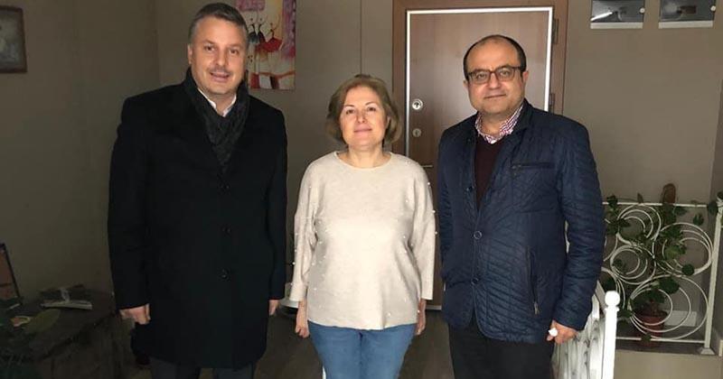 DEVA PARTİSİ'NDEN BANDIRMA'YA KADIN BAŞKAN