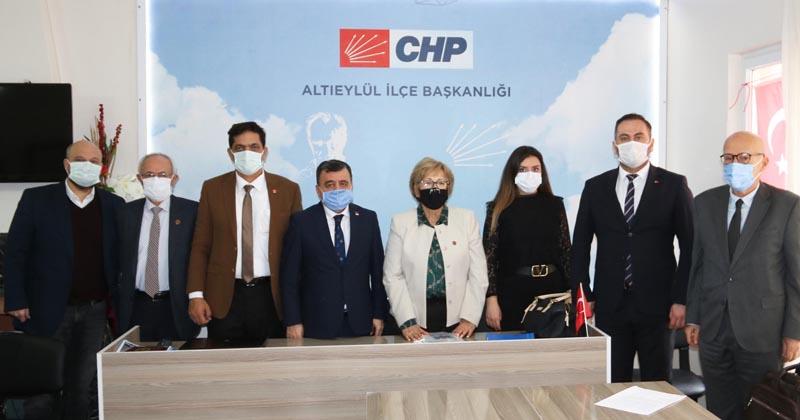 """""""ALTIEYLÜL'Ü DERMAN BELEDİYECİLİĞİ İLE BULUŞTURACAĞIZ"""""""