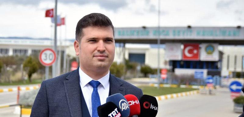 """""""EDREMİT-ANKARA UÇAK SEFERLERİ HEMEN BAŞLAMALI"""""""