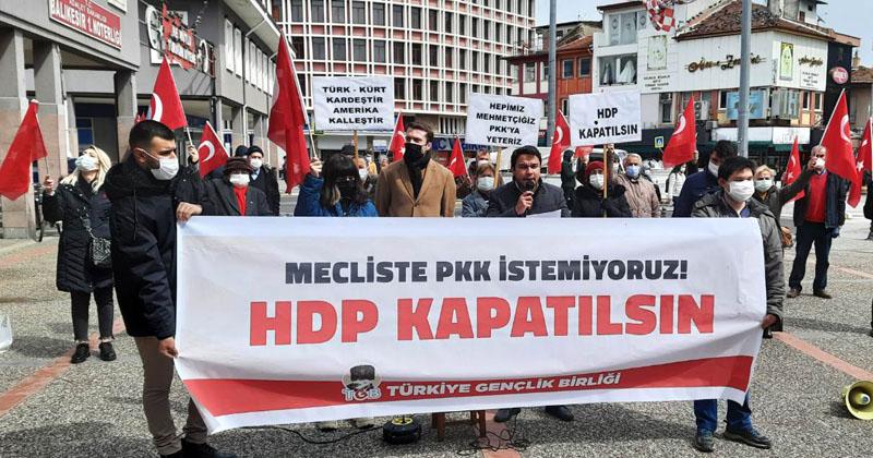 "TGB'DEN ""HDP KAPATILSIN"" ÇAĞRISI"
