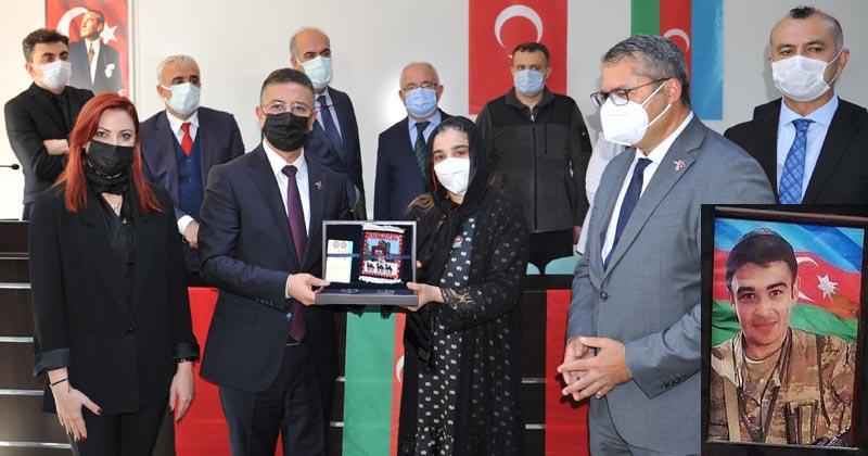 """""""O SADECE AZERBAYCAN'IN DEĞİL TÜRKİYE'NİN DE SEVDALISIYDI"""""""