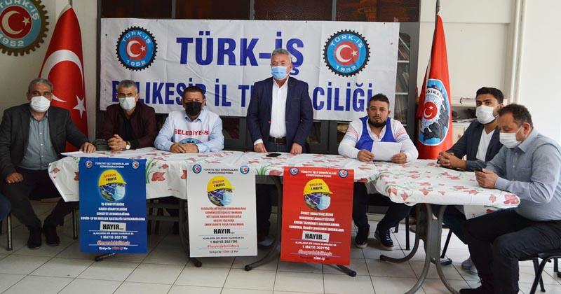 """""""İNSANLIĞA GÜZEL GÜNLERİ YİNE EMEKÇİLER GETİRECEK"""""""