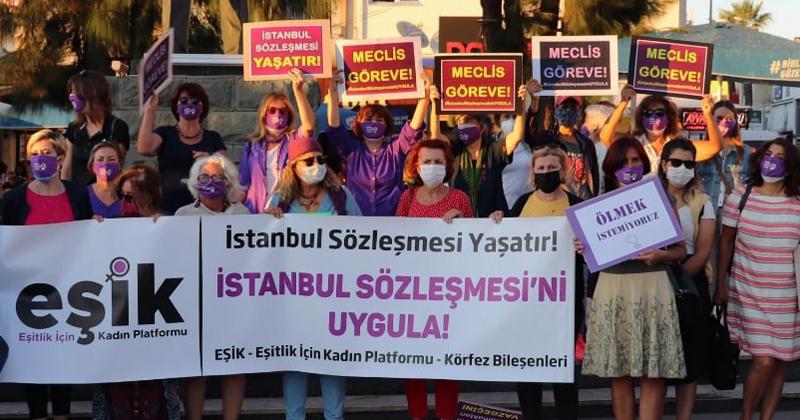 İSTANBUL SÖZLEŞMESİ 10 YAŞINDA !