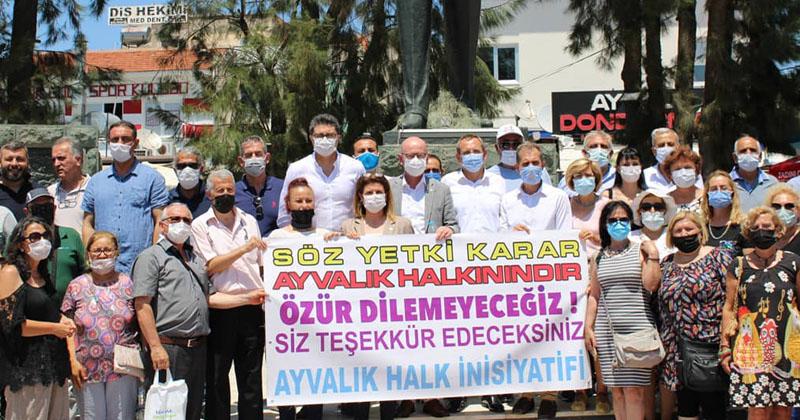 """""""ÖZÜR DİLEMEYECEĞİZ, HESAP SORACAĞIZ"""""""