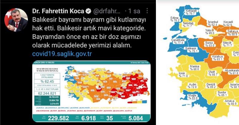 """BALIKESİR BAYRAMI BAYRAM GİBİ KUTLAMAYI HAK ETTİ"""