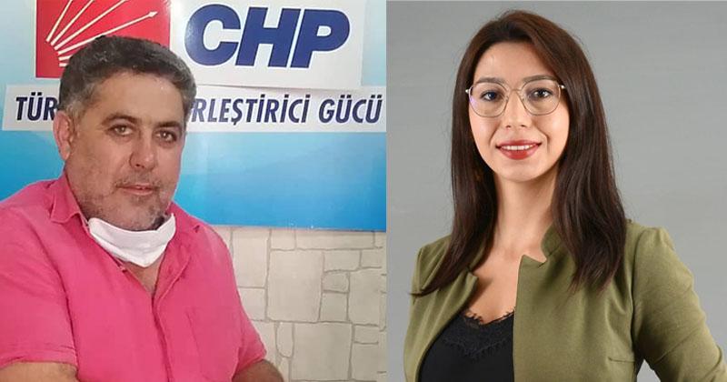 CHP'DE 2 İLÇE BAŞKANI İSTİFA ETTİ