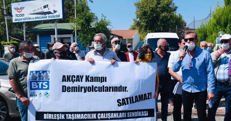 SIRA AKÇAY KAMPINA GELDİ!